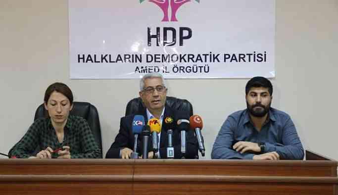 HDP seçim günü için Diyarbakır'da 6 bin kişi görevlendirdi