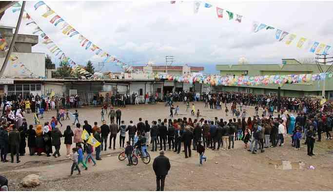 HDP'li adaylar: Halkla birlikte sorunlarımızı çözeceğiz