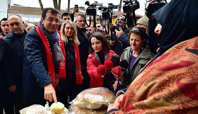 İmamoğlu: HDP'li seçmenle ortak bir dil yakalamışsak ne mutlu bana