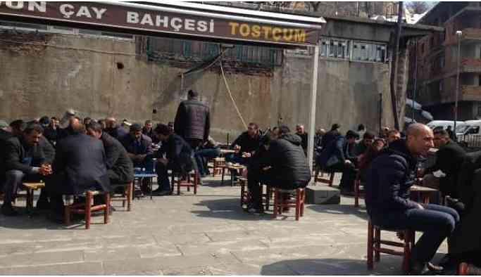 Kahvehanelerin sayısı da işsizlik oranına göre artıyor!