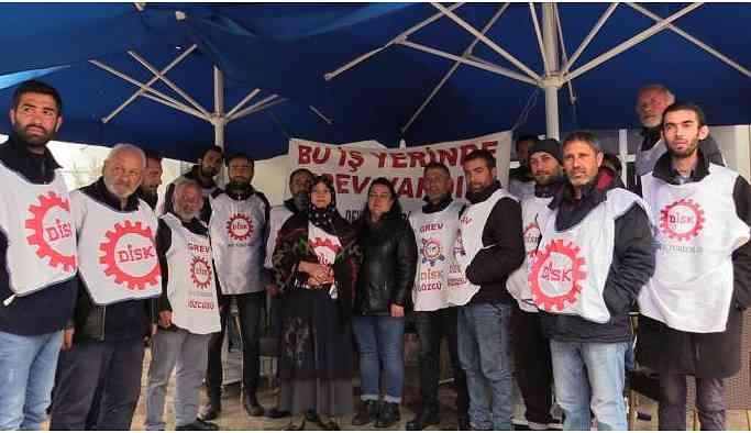 Karabağlar Belediyesi işçileri 21 gündür grevde