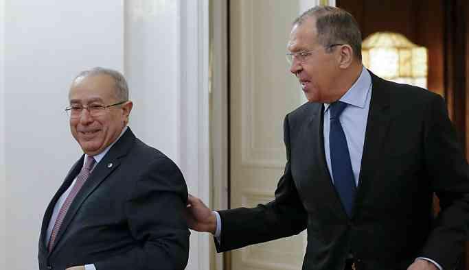 Lavrov: Yeni Cezayir hükümetinin istikrar planlarını destekliyoruz