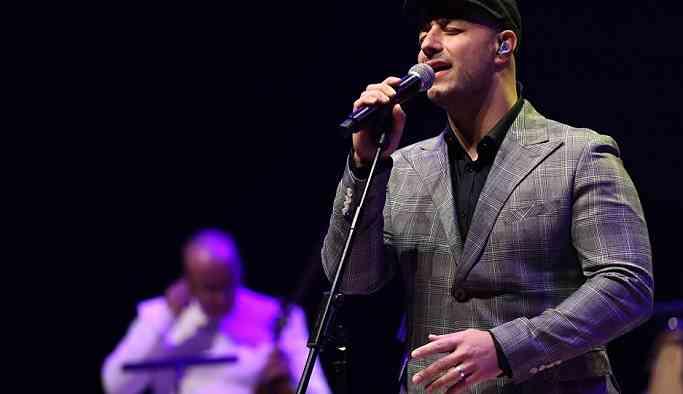 Maher Zain İstanbul'da konser verdi