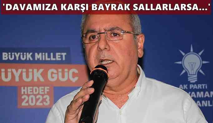 Mehmet Metiner'den tehdit gibi sözler