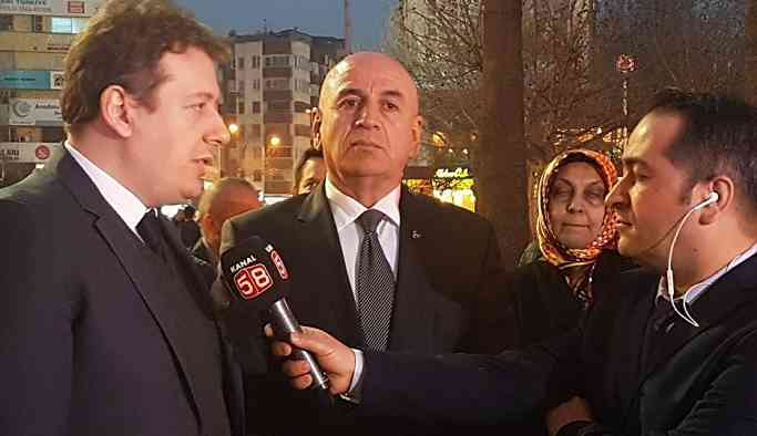 MHP'li Birtürk: Zeybekci'nin Denizli'den gitmiş olması sahayı olumsuz etkiliyor