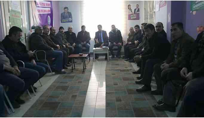 PSK'den HDP'ye destek: AKP'nin istediği her şeyin olamayacağını göstereceğiz