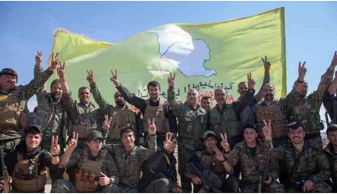 QSD: Zafer Kürt, Arap, Süryani başta olmak üzere dünya halklarına armağan olsun