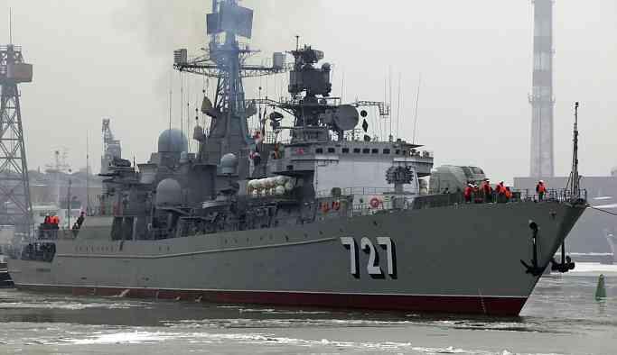 'Rusya, 48 Kalibr füzesi taşıyabilecek yeni fırkateynler geliştiriyor'