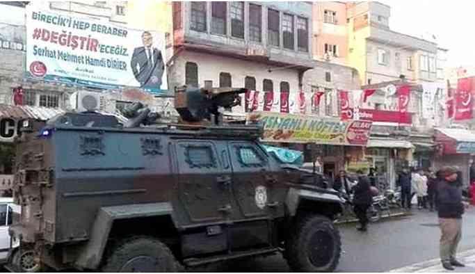 Saadet Partililere silahlı saldırı