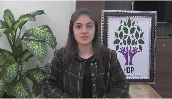 Siirt Belediyesi Meclis Üyesi adayı genç: Kürtler çocuk yaşta siyasetle tanışıyor