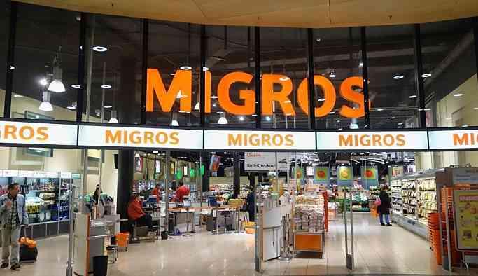 Tekel bayilerinden Migros'a protesto!