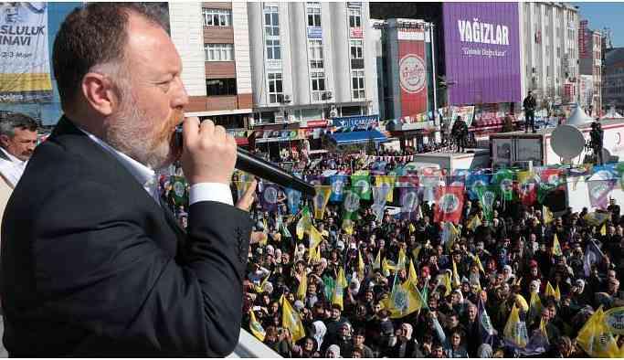 Temelli: AKP-MHP'ye karşı demokrasi güçlerinin adayı bizim de adayımızdır