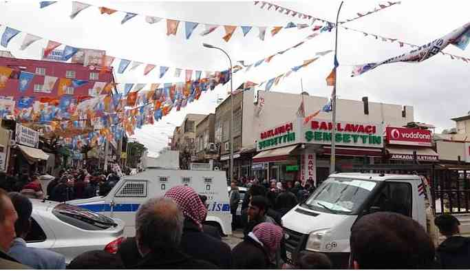 Viranşehir'de aileler arası kavga: 4 yaralı
