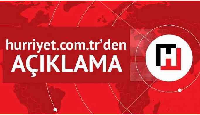 Yalan haber yapan Hürriyet: HDP'den açıklama istenmeli