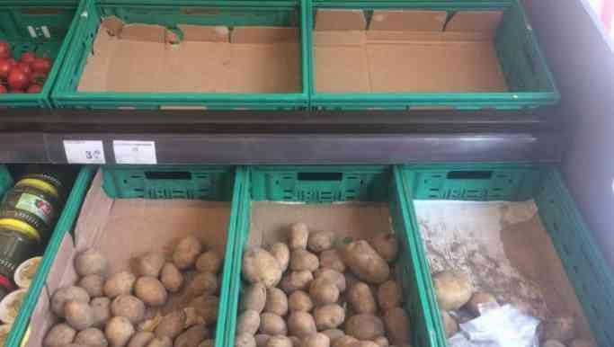 Zincir marketlerde 3 gündür soğan yok!