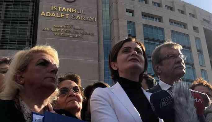 CHP'den AKP'li yöneticiler hakkında suç duyurusu