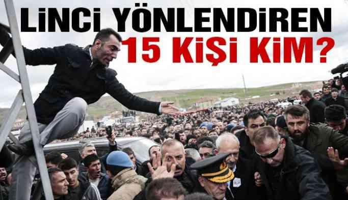 CHP araştırma heyeti: Köy dışından 15 kişi geldi