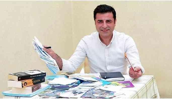 Demirtaş: HDP boyun eğmediğini gösterdi, seçim başarısı dikkat çekicidir