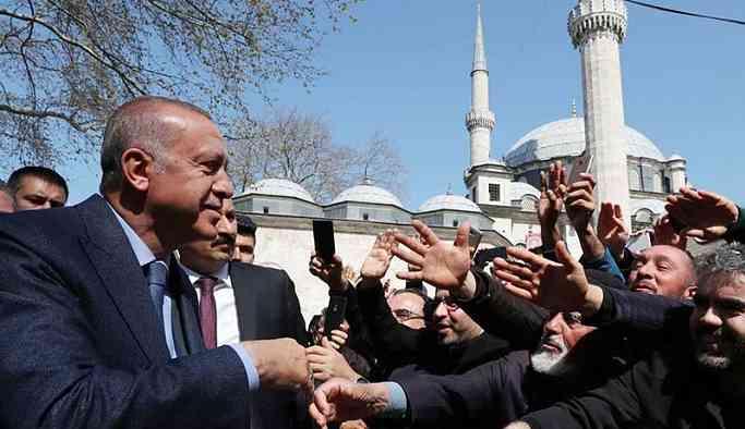 'Erdoğan partili cumhurbaşkanlığını bırakacak'
