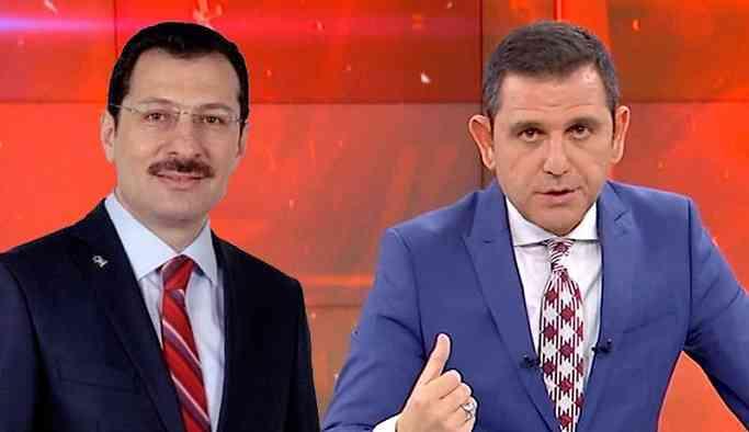 Fatih Portakal'dan AKP'li Yavuz'a jet yanıt: Asıl şimdi siz pot kırdınız