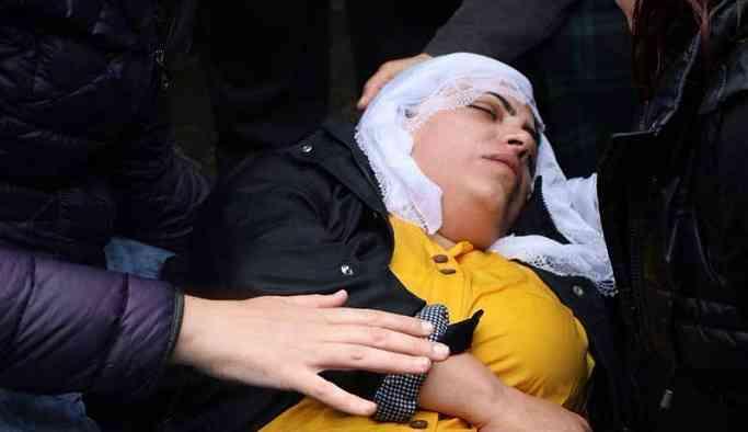 HDP açıklamasına polis saldırısı: Milletvekili Remziye Tosun yaralandı