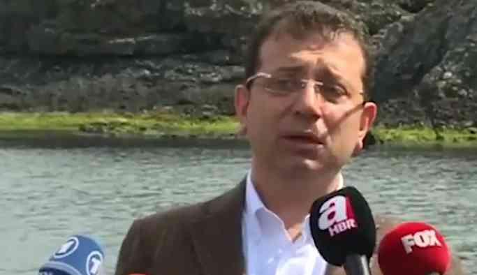 İmamoğlu: A Haber'in sorularını yanıtladım ama yayınlamadılar
