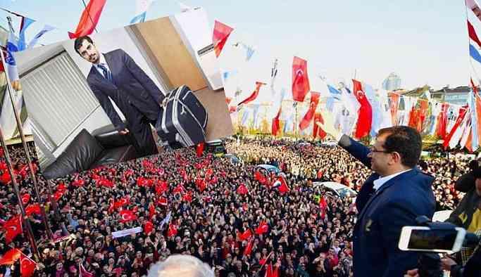 İmamoğlu'ndan AKP'lilere 'Baransu' benzetmesi