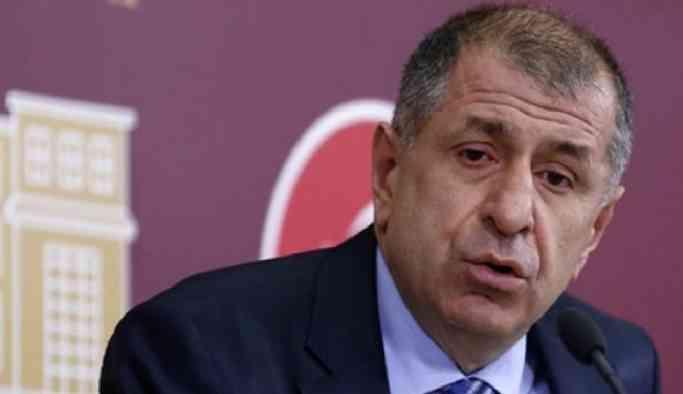 İYİ Partili Özdağ: Suriyeli mafyası oluştu, Arapça'nın alt lehçelerini konuşuyorlar