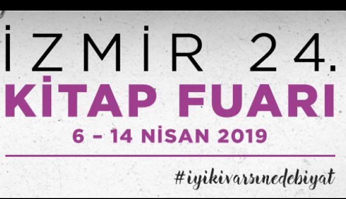 İzmir Kitap Fuarı yarın başlıyor