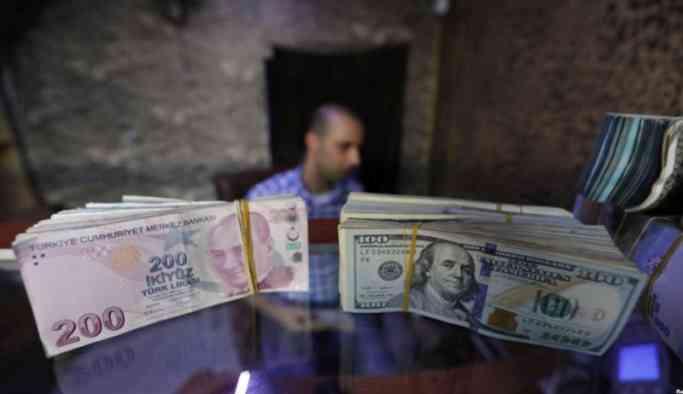 Merkez Bankası'nın kararı öncesi dövizde yüksek tansiyon