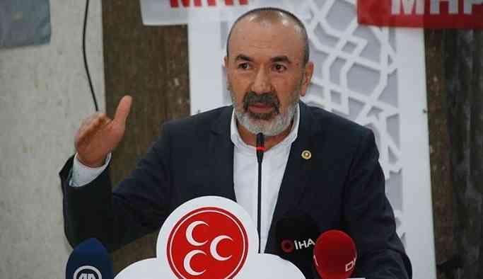 MHP: CHP'nin hedefi tek adam rejimini yıkmak, demokrasiye geçmek