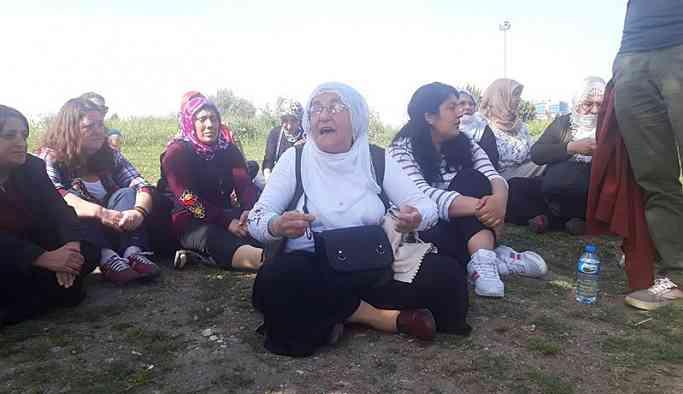 Tutuklu annesinden polise: Sen de açlık grevine girsen ben ağlarım
