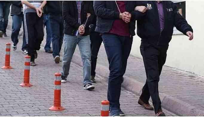 Urfa'da 22 gözaltı