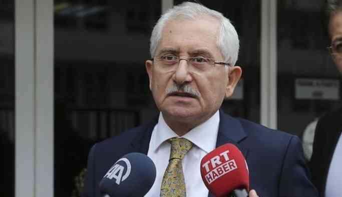 YSK Başkanı: İmamoğlu'nun Kazandığını Açıkladı