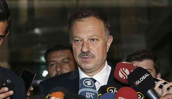 AKP'li Özel, Fethullah Gülen'i 'o günün şartları'nda ziyaret etmiş
