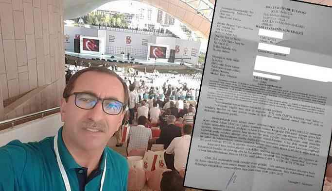 AKP'liler arasında kavga: 'Seçimi senin yüzünden kaybettik'