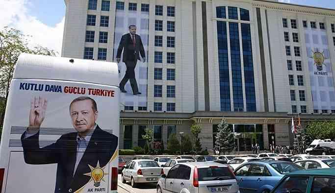 AKP tek tek analiz ettirdi: En küskün ilçe belli oldu