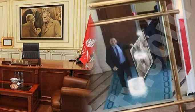 Atatürk portresiyle ilgili yeni gelişme
