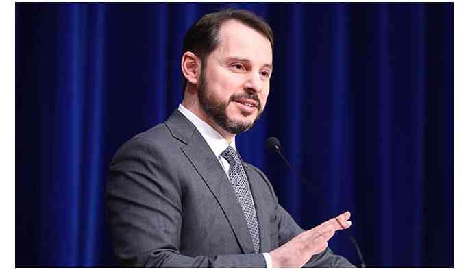Bakan Albayrak: Sanayi üretimindeki pozitif trend devam ediyor