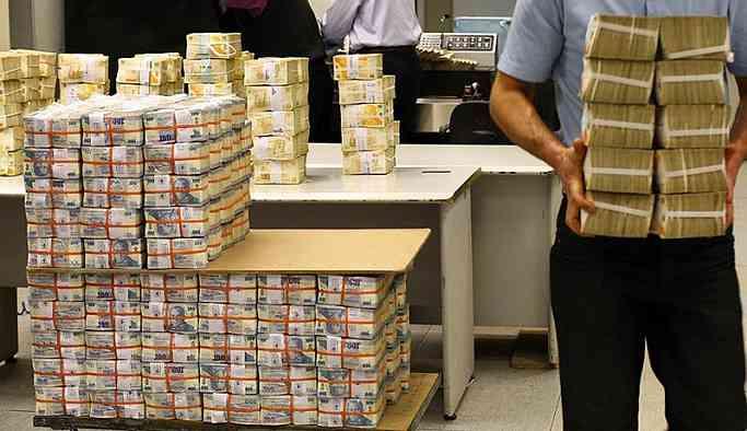 Bütçe açığında hedeflenen miktarın yarısından fazlası ilk dört ayda verildi