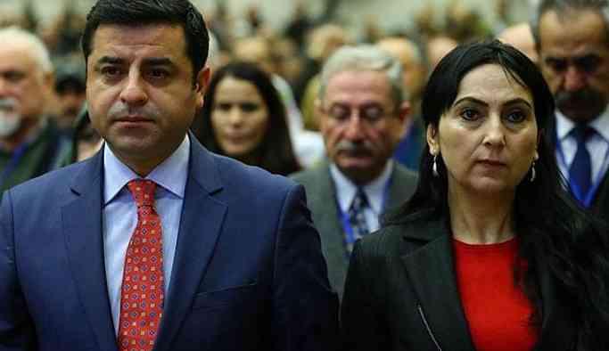 Demirtaş ve Yüksekdağ  beraat etti