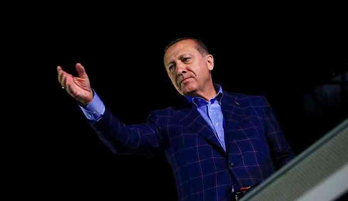 Erdoğan: Adaletin olmadığı bir devlet eninde sonunda yıkılıp gitmeye mahkumdur