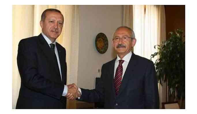Erdoğan davet etti, Kılıçdaroğlu kabul etti
