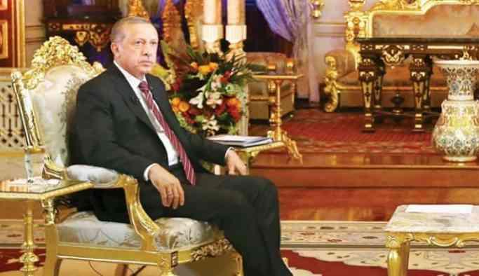 Erdoğan'ı 1 yıllık örtülü ödeneği dudak uçuklattı