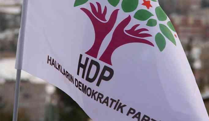 Esnafı ziyaret eden HDP ilçe eş başkanı gözaltına alındı