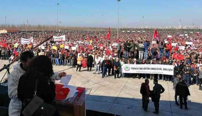 EYT'liler 2 milyon kişi hedefiyle Maltepe'de buluşuyor