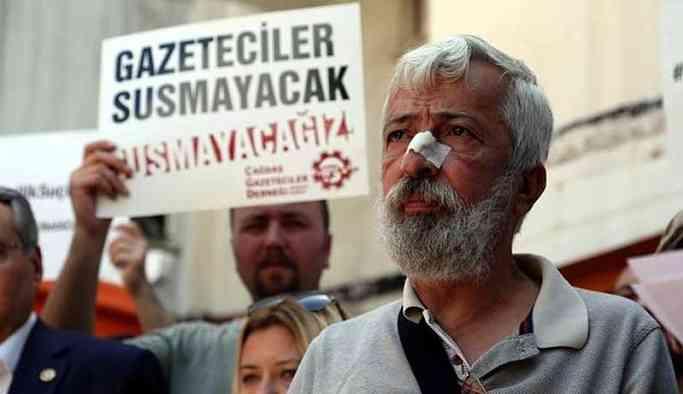 Gazeteciye saldıranlardan biri MHP'li başkanın şoförü çıktı