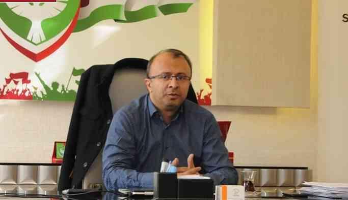 Gençlik ve Spor İl Müdürlüğü, Amedspor Kulübünün tüm gelirlerine el koydu