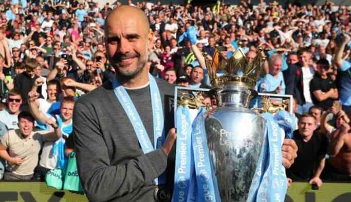 Guardiola: Kariyerimdeki en zor şampiyonluk