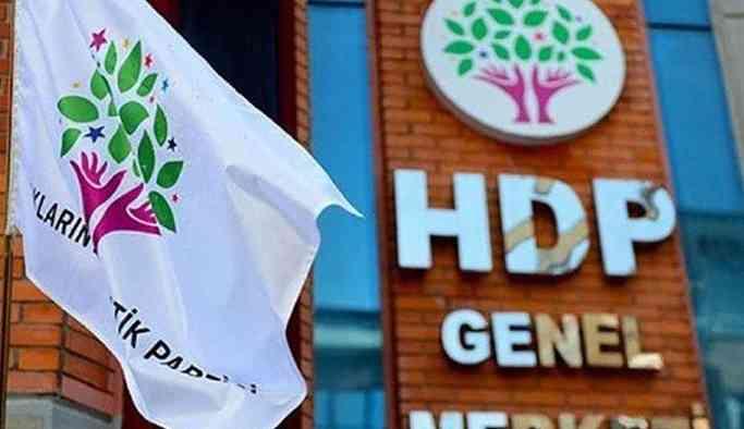 HDP'den, YSK'nin kararının ardından flaş hamle